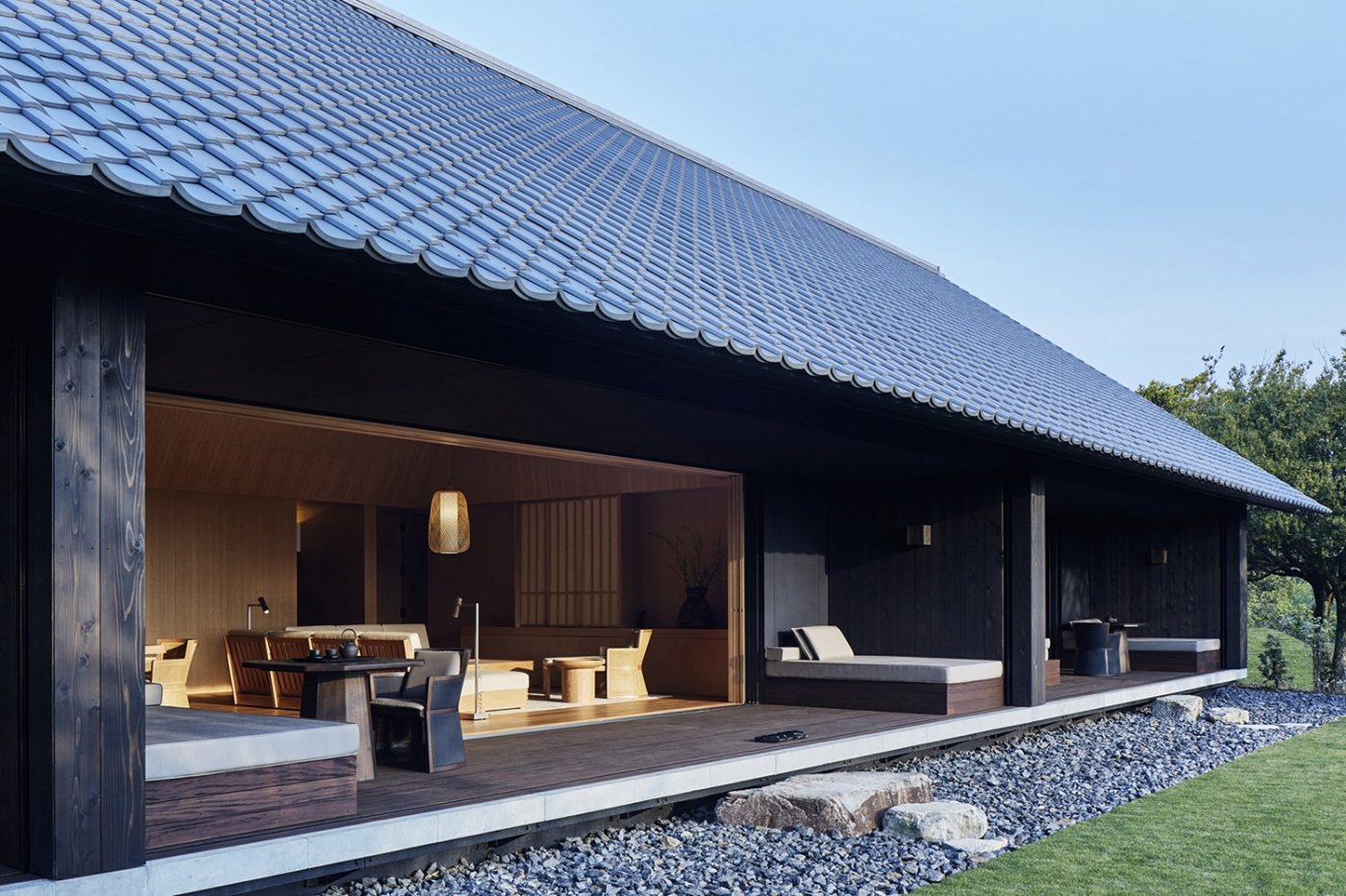 kerry hill Discover This Japanese Resort by Australian Architect Kerry Hill Amanemu Resort Japan by Kerry Hill Architects Yellowtrace 19 1400x933