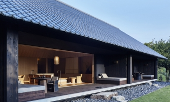 kerry hill Discover This Japanese Resort by Australian Architect Kerry Hill Amanemu Resort Japan by Kerry Hill Architects Yellowtrace 19 335x201