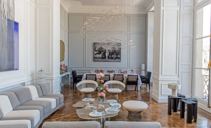 dior Dior Paris Apartment Envisioned by Carpenters Workshop Gallery Carpenters Workshop Gallery10 690x420