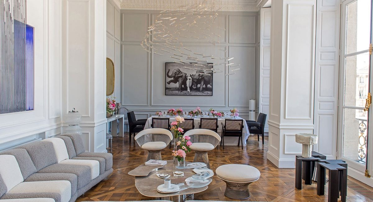 dior Dior Paris Apartment Envisioned by Carpenters Workshop Gallery Carpenters Workshop Gallery7