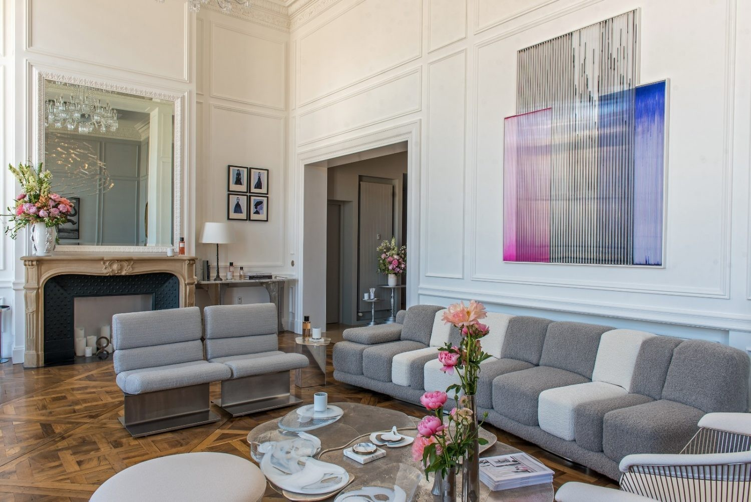 dior Dior Paris Apartment Envisioned by Carpenters Workshop Gallery Carpenters Workshop Gallery8