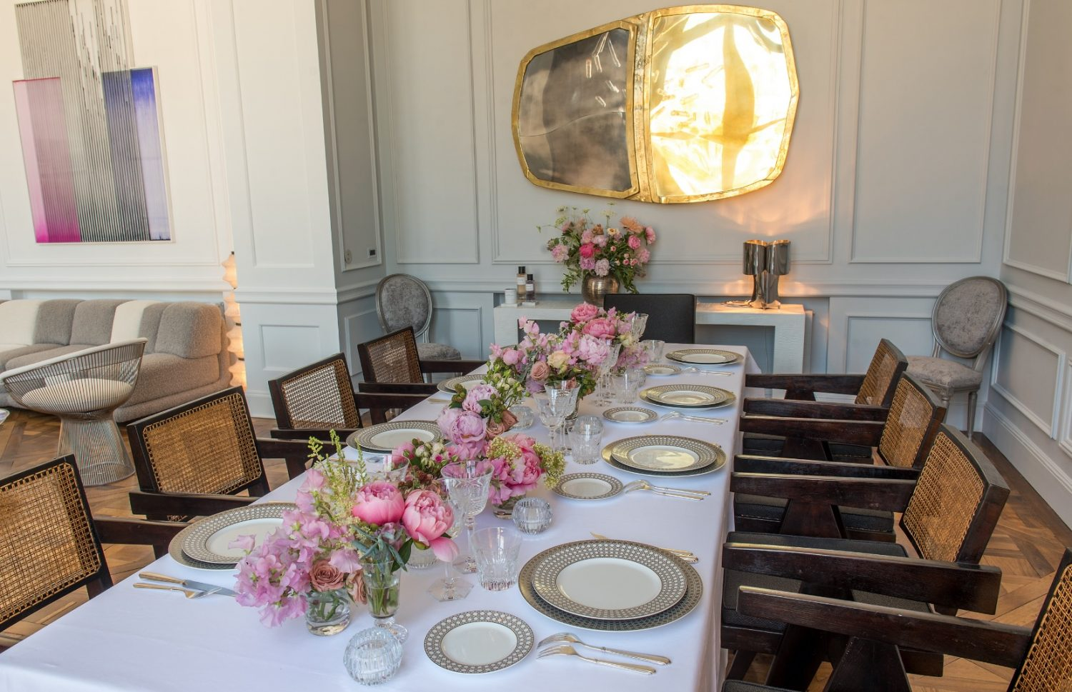 dior Dior Paris Apartment Envisioned by Carpenters Workshop Gallery Carpenters Workshop Gallery9