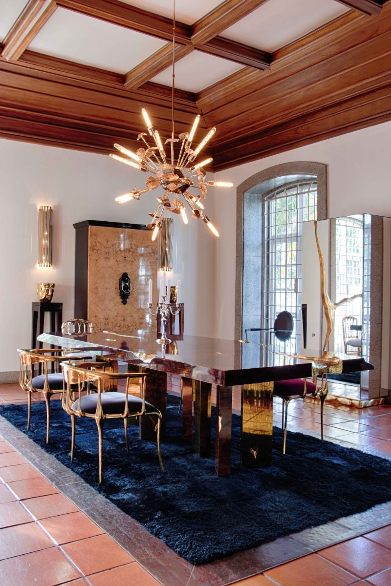 showrooms showrooms Discover Boca do Lobo's Showrooms Around The World Covet House Dining Room