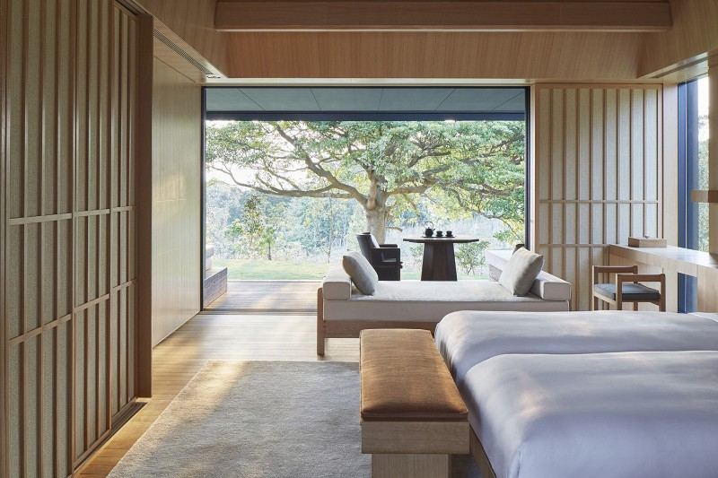kerry hill kerry hill Discover This Japanese Resort by Australian Architect Kerry Hill japanese resort kerry hill 10
