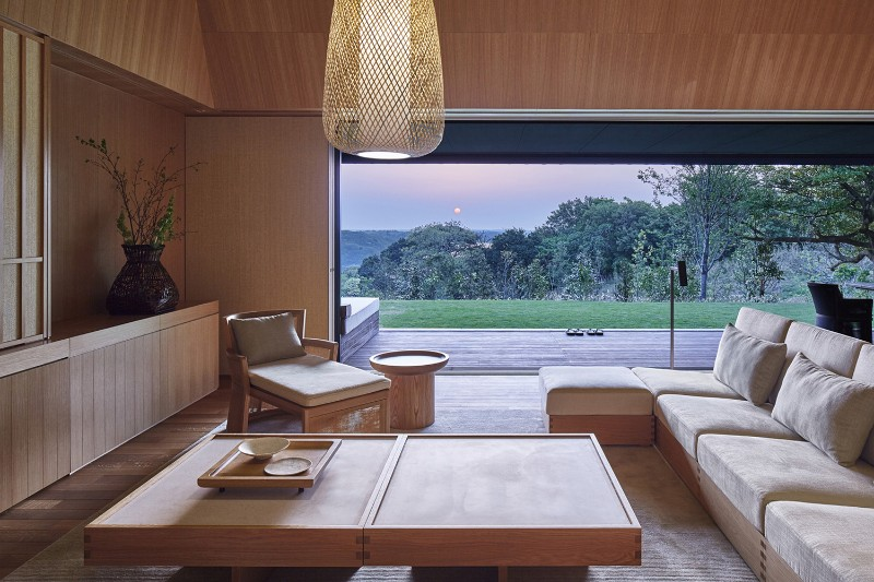 kerry hill Discover This Japanese Resort by Australian Architect Kerry Hill japanese resort kerry hill 11