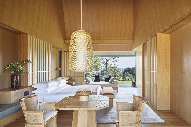 kerry hill Discover This Japanese Resort by Australian Architect Kerry Hill japanese resort kerry hill 2