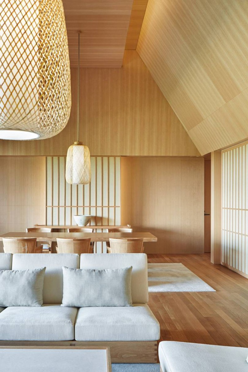 kerry hill Discover This Japanese Resort by Australian Architect Kerry Hill japanese resort kerry hill 3