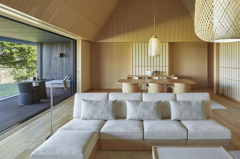 kerry hill Discover This Japanese Resort by Australian Architect Kerry Hill japanese resort kerry hill 4