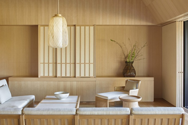 kerry hill Discover This Japanese Resort by Australian Architect Kerry Hill japanese resort kerry hill 9