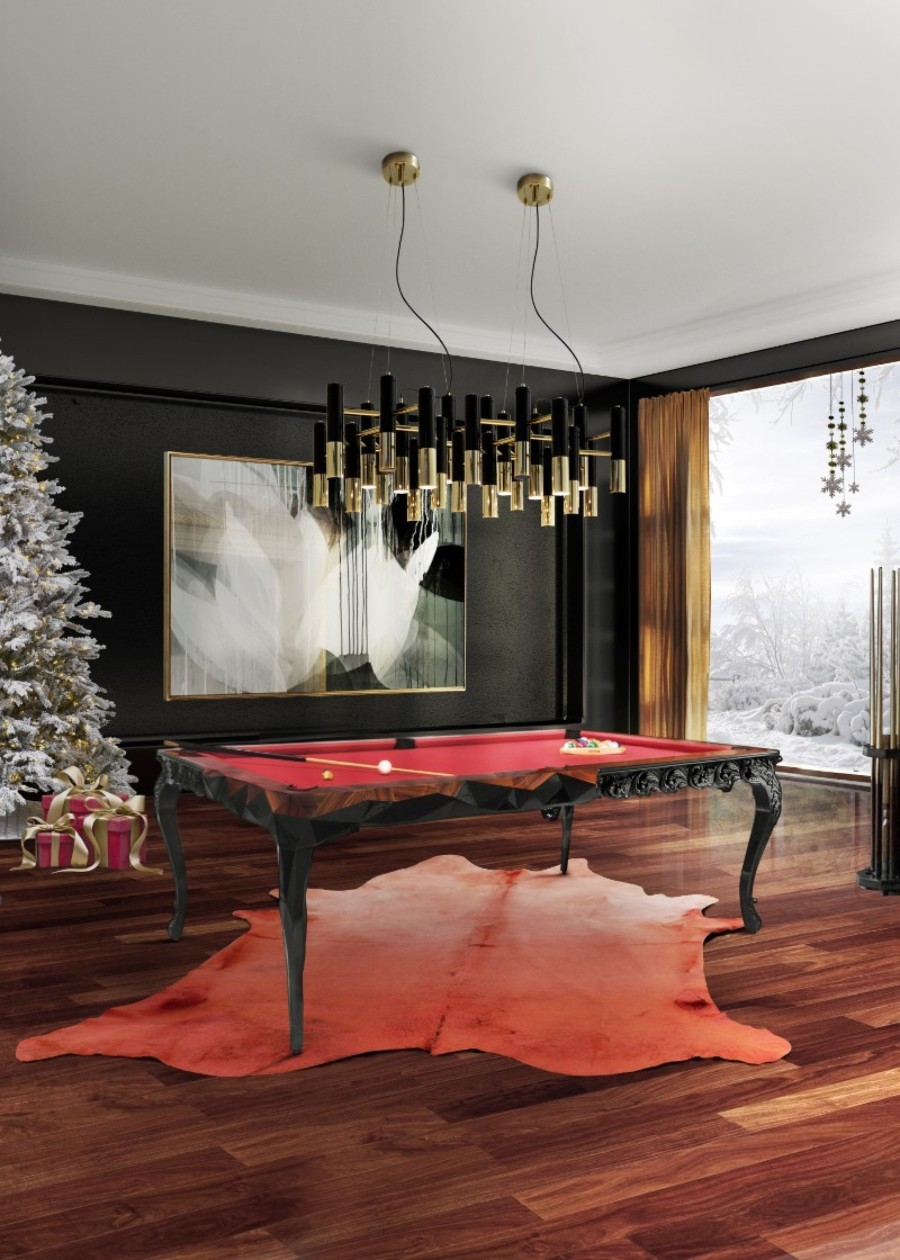 christmas decoration ideas Get The Look: Christmas Decoration Ideas With Boca do Lobo royal chirstmas 1