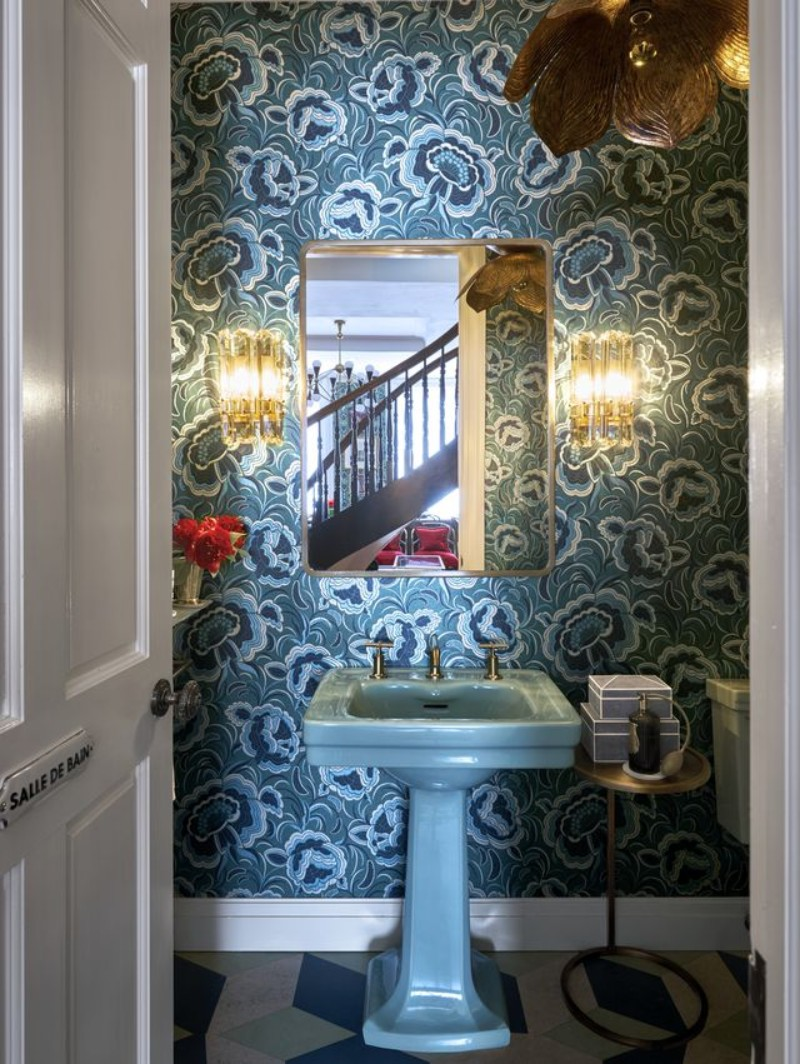 interior design interior design An Elegantly Theatrical New York City Interior Design edc090118luhrmann06 1537453822