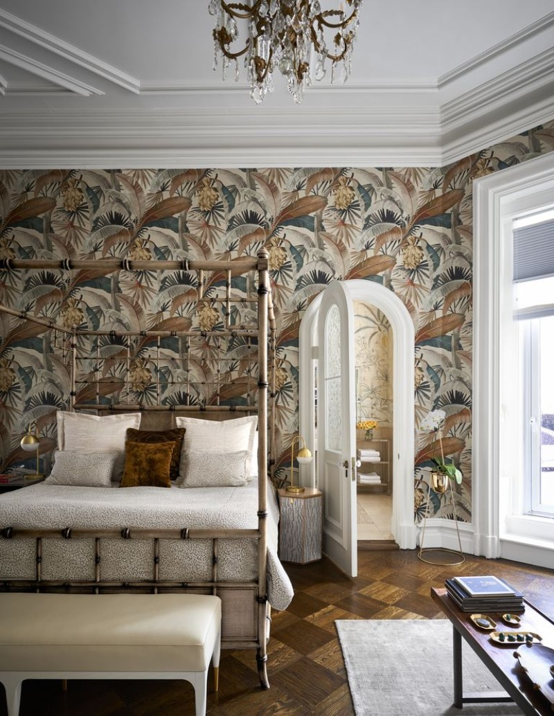 interior design interior design An Elegantly Theatrical New York City Interior Design edc090118luhrmann10 1537454277
