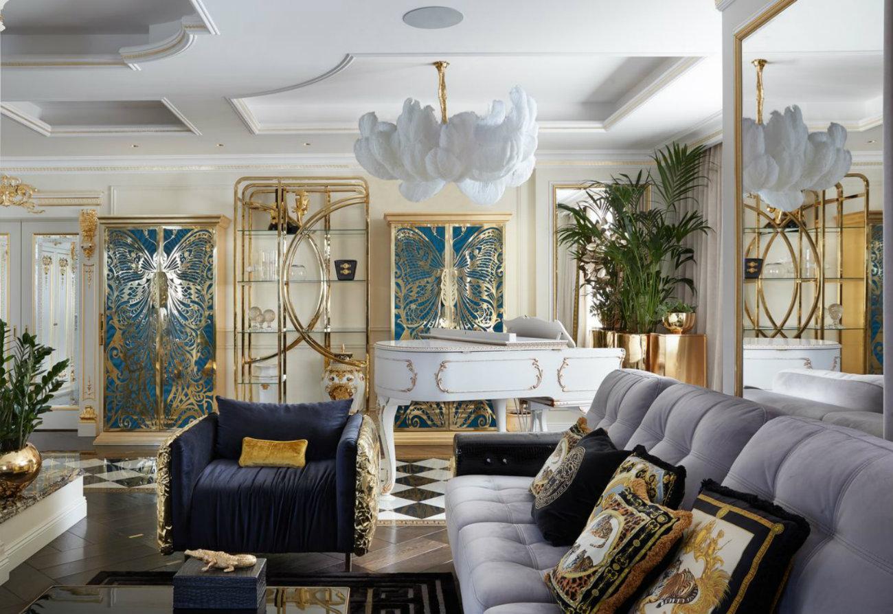 Interior Is A Celebration An Interior Design By Tatiana Mironova