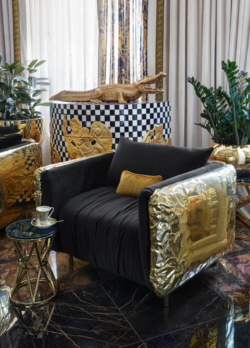 interior design An Eccentric Interior Design by Tatiana Mironova original 12