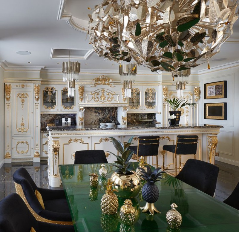 interior design An Eccentric Interior Design by Tatiana Mironova original 13
