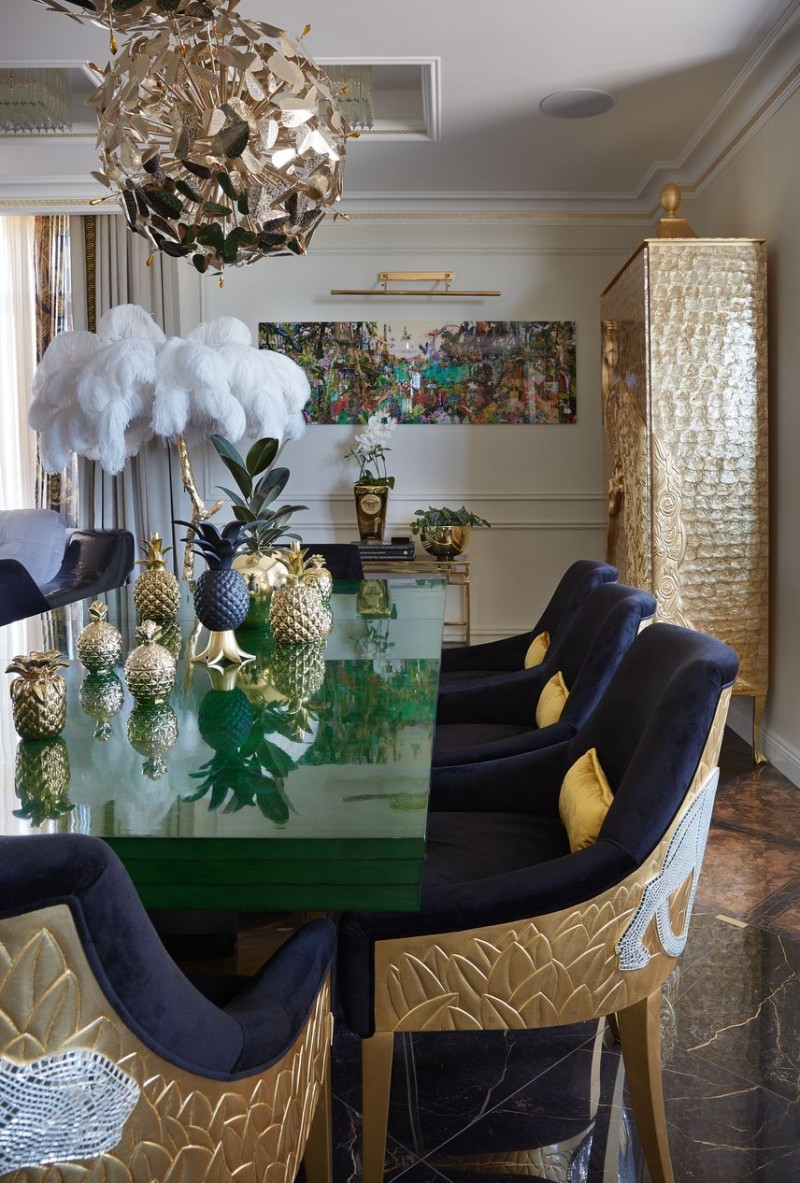 interior design An Eccentric Interior Design by Tatiana Mironova original 16