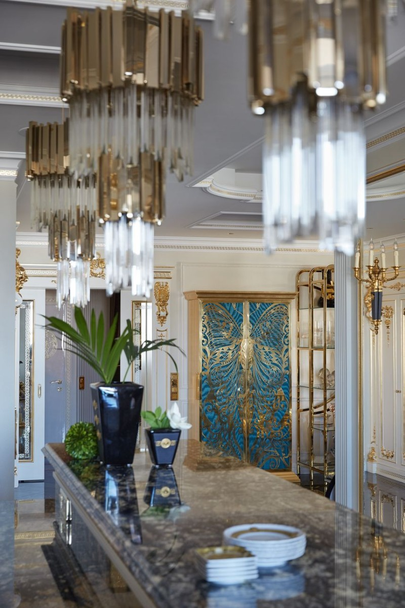 interior design An Eccentric Interior Design by Tatiana Mironova original 17