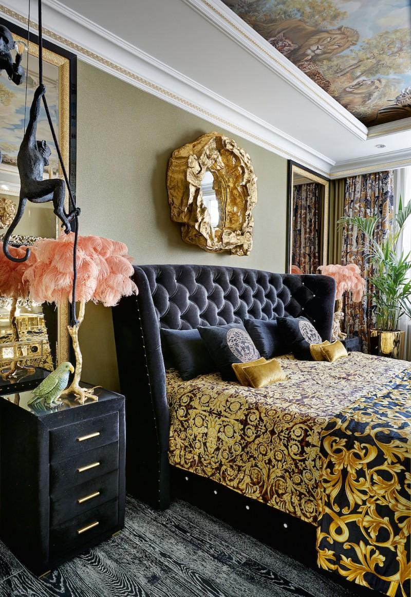 interior design An Eccentric Interior Design by Tatiana Mironova original 4