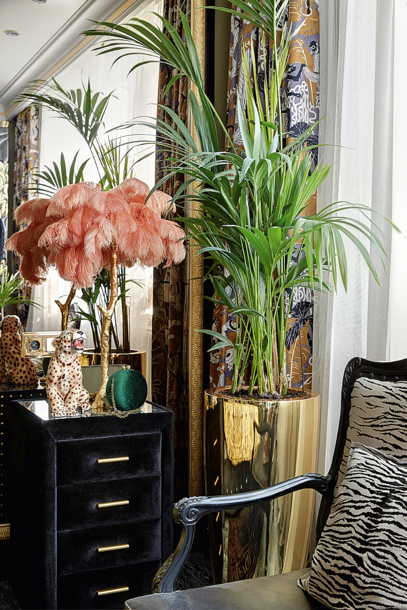 interior design  interior design An Eccentric Interior Design by Tatiana Mironova original 5
