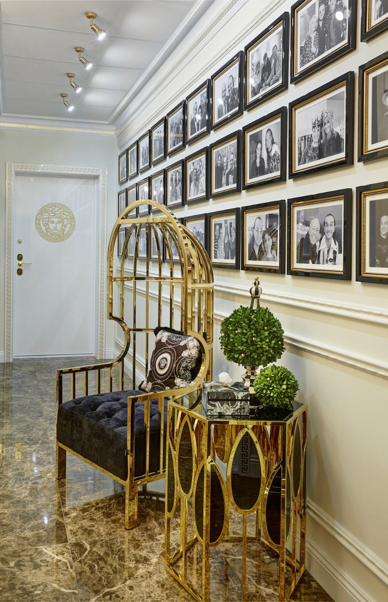 interior design  interior design An Eccentric Interior Design by Tatiana Mironova original 7