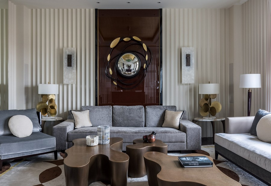 Charming Apartment in Moscow by Interior Designer Marina Filippova interior designer Charming Apartment in Moscow by Interior Designer Marina Filippova russian apartment inspiration4