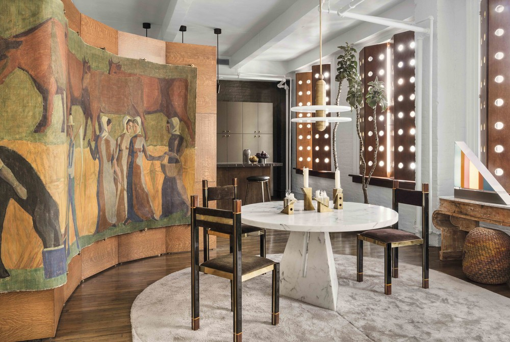 Opulent Loft in NY from the Top Interior Designers, Apparatus Top Interior Designers Opulent Loft in NY from the Top Interior Designers, Apparatus Studio apparatus interior design inspirations5