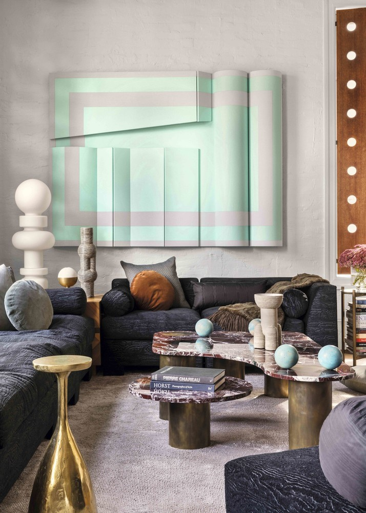 Opulent Loft in NY from the Top Interior Designers, Apparatus Top Interior Designers Opulent Loft in NY from the Top Interior Designers, Apparatus Studio apparatus interior design inspirations7