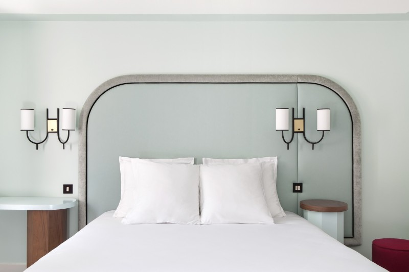 maison et objet Maison et Objet 2019: The Ultimate Design Guide bienvenue hotel bedroom 1