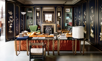 dimore studio Fashion Stars Dean and Dan Caten's Townhouse by Dimore Studio featured 1 335x201