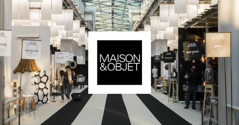 "maison et objet ""Excuse My French!"" Is The Maison et Objet 2019 Inspiration Theme maion et objet theme"