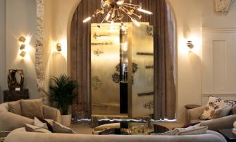 Round Mirror Boca Do Lobo Inspiration And Ideas