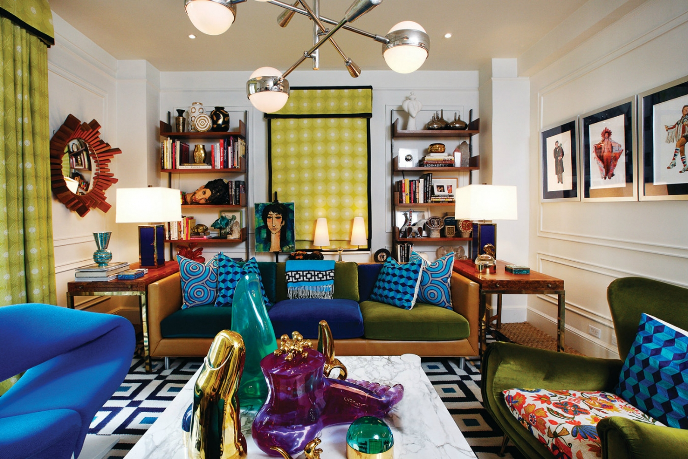 jonathan adler Jonathan Adler's Greenwich Village Apartment: The Tour featured3 1400x933