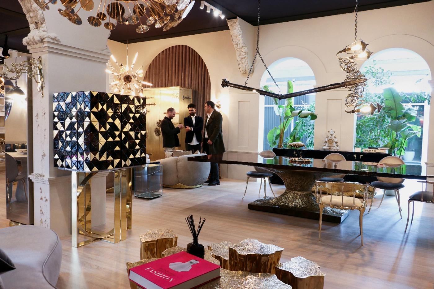 boca do lobo Boca do Lobo: The Art of Designing & Craft at Salone del Mobile 2019 Featured 1400x933