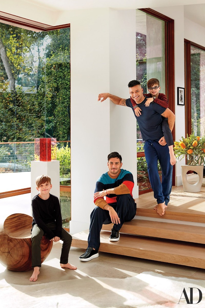 Inside Ricky Martin's Home in Beverly Hills – A Project by Nate Berkus nate berkus Inside Ricky Martin's Home in Beverly Hills – A Project by Nate Berkus Inside Ricky Martin   s Home in Beverly Hills     A Project by Nate Berkus 10