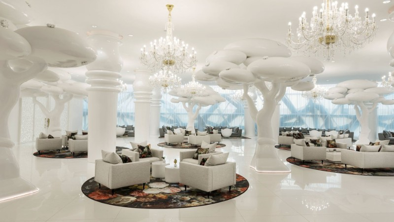 The Mondrian Doha: A Luxury Hotel Project by Marcel Wanders marcel wanders The Mondrian Doha: A Luxury Hotel Project by Marcel Wanders The Mondrian Doha A Luxury Hotel Project by Marcel Wanders 20 1