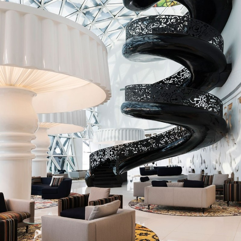 The Mondrian Doha: A Luxury Hotel Project by Marcel Wanders marcel wanders The Mondrian Doha: A Luxury Hotel Project by Marcel Wanders The Mondrian Doha A Luxury Hotel Project by Marcel Wanders 21