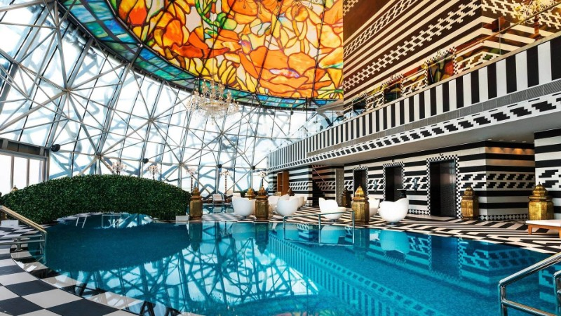 marcel wanders The Mondrian Doha: A Luxury Hotel Project by Marcel Wanders The Mondrian Doha A Luxury Hotel Project by Marcel Wanders 9