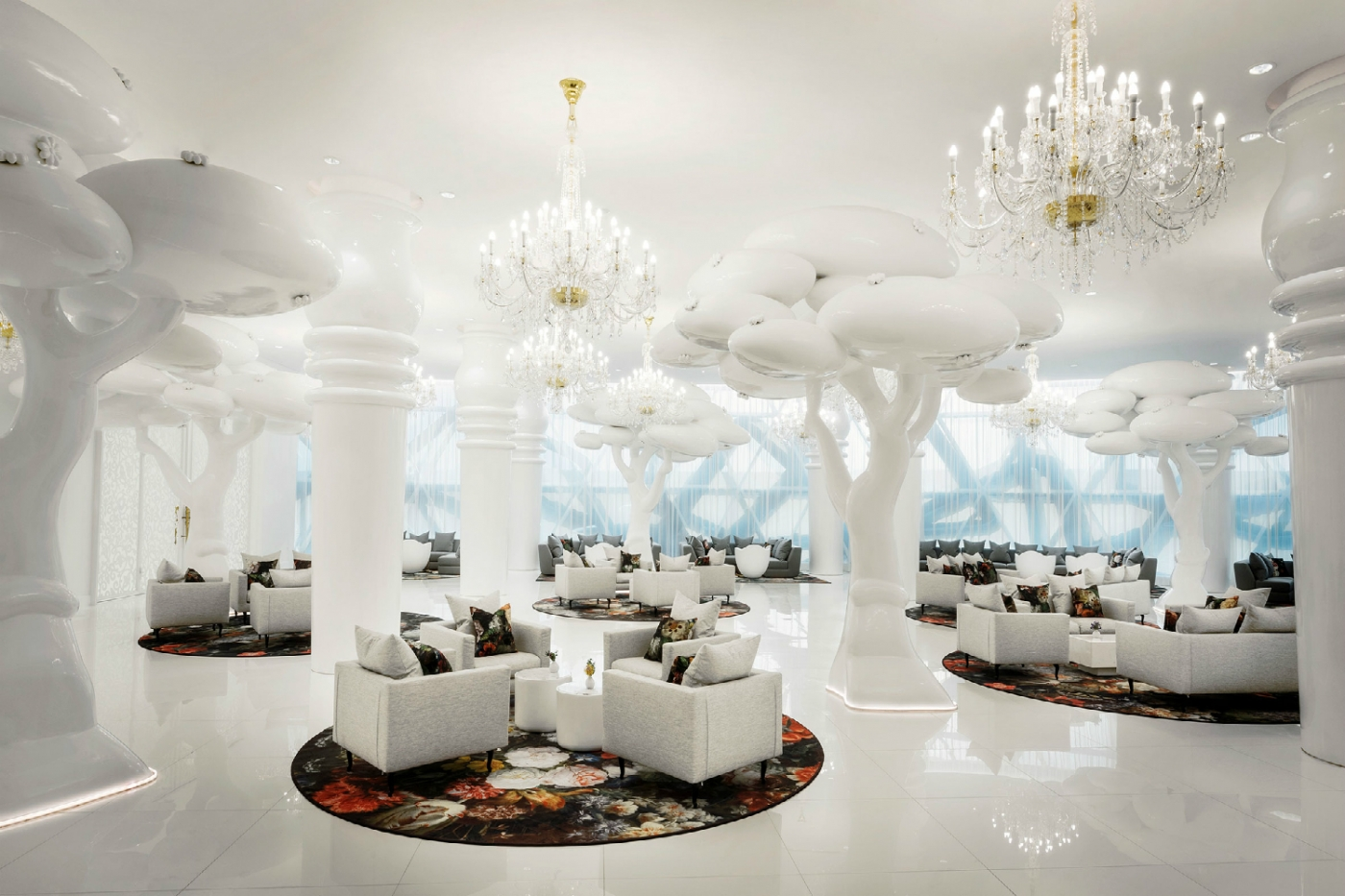 marcel wanders The Mondrian Doha: A Luxury Hotel Project by Marcel Wanders The Mondrian Doha A Luxury Hotel Project by Marcel Wanders featured 1400x933