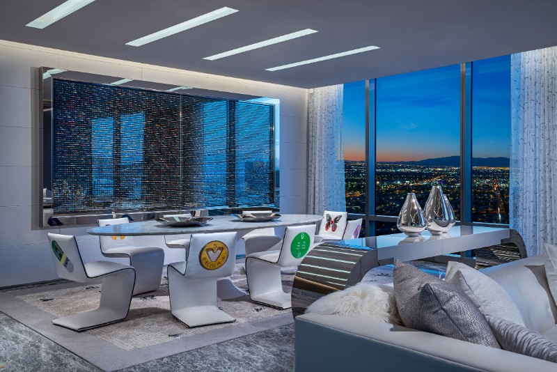 The World's Most Expensive Hotel Suite – Hirst's Project damien hirst The World's Most Expensive Hotel Suite – Damien Hirst's Project The Worlds Most Expensive Hotel Suite     Hirst   s Project 13