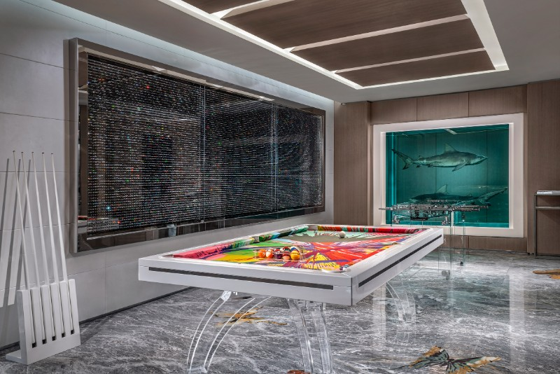 The World's Most Expensive Hotel Suite – Hirst's Project damien hirst The World's Most Expensive Hotel Suite – Damien Hirst's Project The Worlds Most Expensive Hotel Suite     Hirst   s Project 2