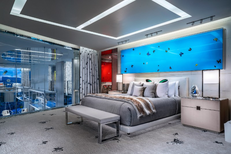 The World's Most Expensive Hotel Suite – Hirst's Project damien hirst The World's Most Expensive Hotel Suite – Damien Hirst's Project The Worlds Most Expensive Hotel Suite     Hirst   s Project 5
