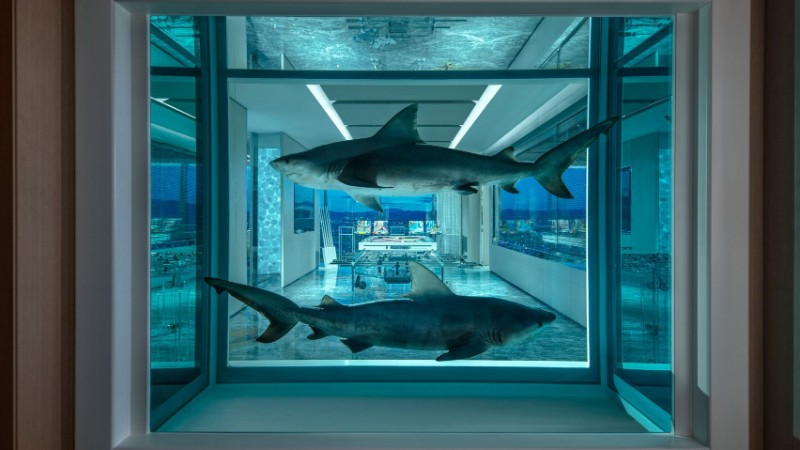 The World's Most Expensive Hotel Suite – Hirst's Project damien hirst The World's Most Expensive Hotel Suite – Damien Hirst's Project The Worlds Most Expensive Hotel Suite     Hirst   s Project