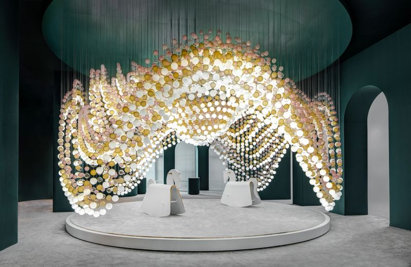 salone del mobile 2019 Salone del Mobile 2019 Highlights – Exclusive and New Design Trends 6 See Whats New From Euroluce at Salone del Mobile 2019 800x520