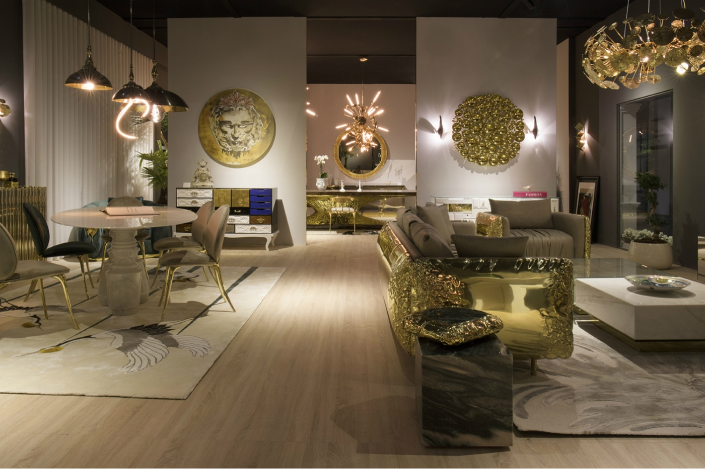 salone del mobile Find Out What Happened During Salone del Mobile 2019's First Day Boca do Lobo Highlights at Salone del Mobile  feature 1400x933