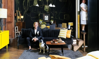 eclectic interior design Eclectic Interior Design With A Spark Of Madness by Dirk Jan Kinet Interior Design With A Spark Of Madness by Dirk Jan Kinet feature 335x201