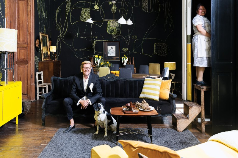 Eclectic Interior Design With A Spark Of Madness by Dirk Jan Kinet eclectic interior design Eclectic Interior Design With A Spark Of Madness by Dirk Jan Kinet Interior Design With A Spark Of Madness by Dirk Jan Kinet