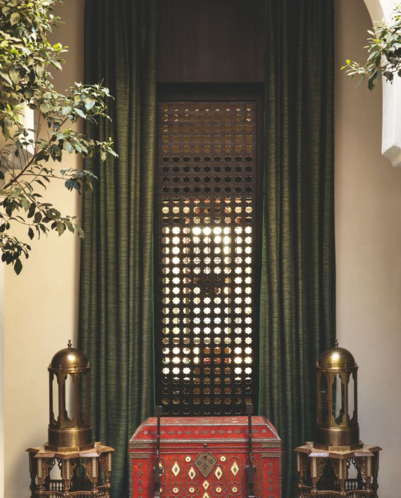 marrakech riad Inside The Bulgari Family's Supreme Marrakech Riad RHB 21 1