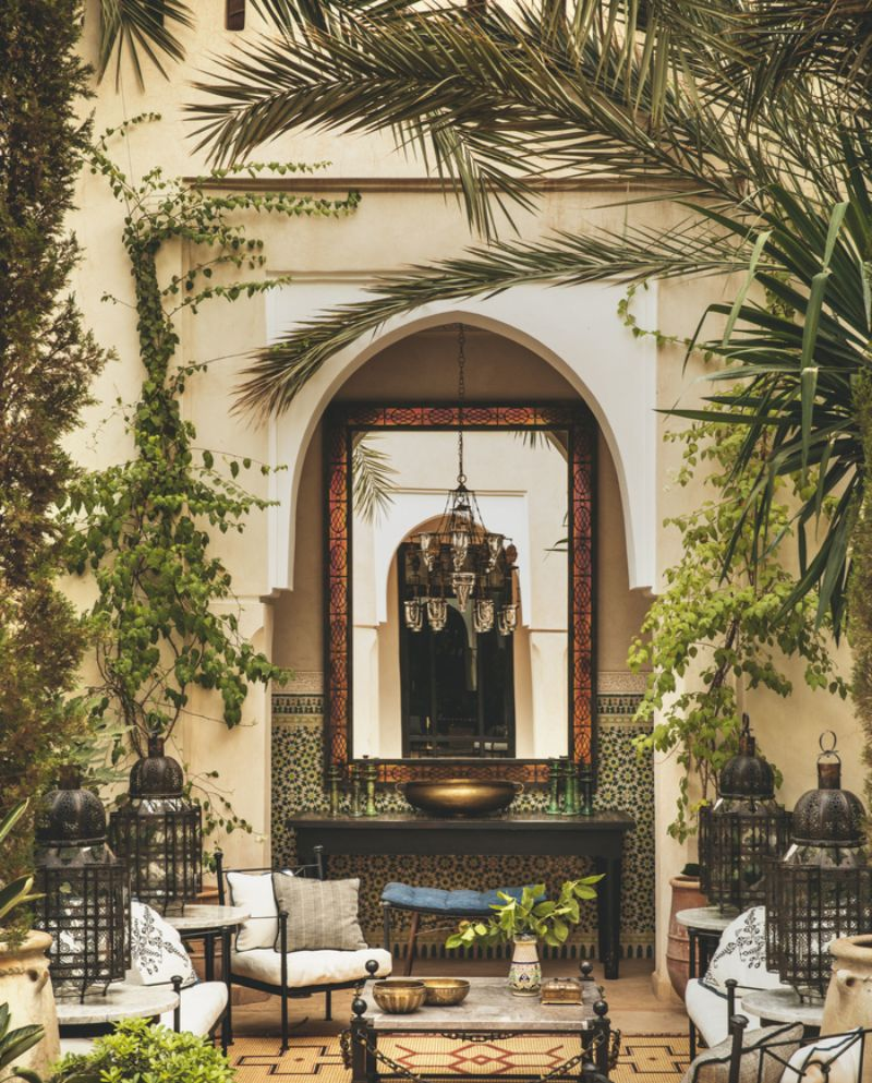 marrakech riad Inside The Bulgari Family's Supreme Marrakech Riad RHB 84 1