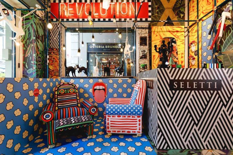 Milan Design Week 2019 - All The Trends And New Releases milan design week Milan Design Week 2019 – All The Trends And New Releases Seletti at Salone del Mobile 6 1