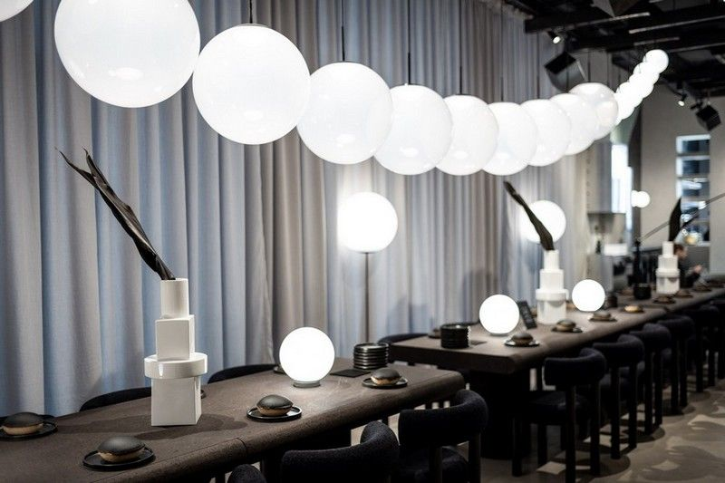 salone del mobile 2019 Salone del Mobile 2019 Highlights – Exclusive and New Design Trends Tom Dixon Opened The Manzoni Restaurant At Milan Design Week 2019 6
